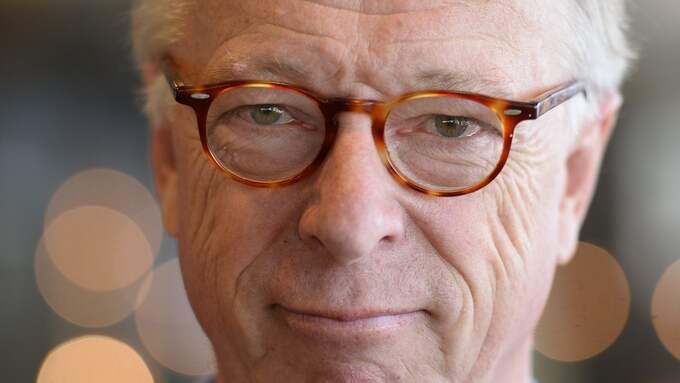 Gunnar Hökmark (M), EU-parlamentariker och alumni i Lund. Foto: PER LARSSON / TT / TT NYHETSBYRÅN