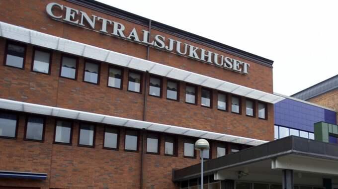 Centralsjukhuset i Karlstad. Foto: MARKUS OTTERNÄS/PÖHNER BILD AB