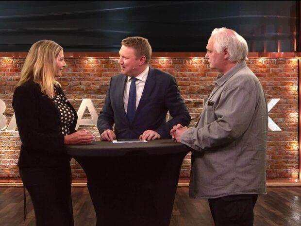 Bara politik: Se hela debatten mellan Göran Greider och Katerina Janouch