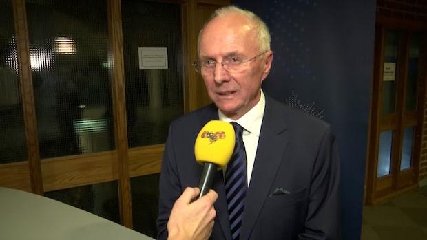 """Svennis om Grip: """"Såg inte det – han är väldigt känslosam"""""""