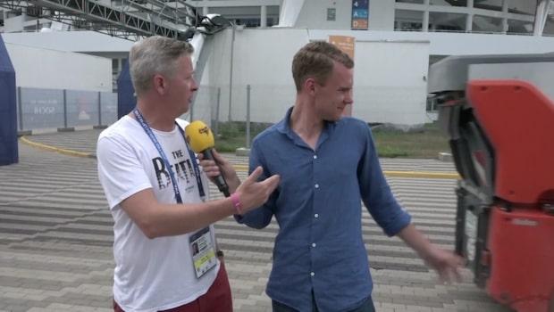 "Tomas Nilsson om Granqvist: ""En enorm vilja"""
