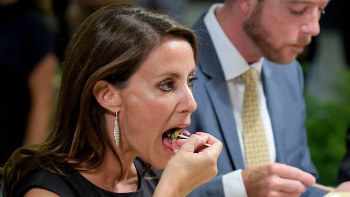 Prinsessan Marie under World Food Summit som ägde rum i Köpenhamn i augusti förra året. Foto: ALL OVER PRESS DENMARK
