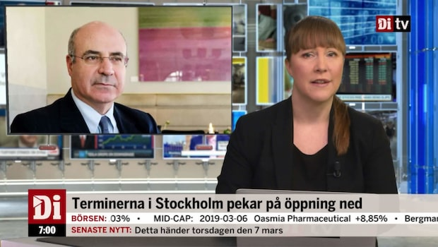 Morgonkoll: Bill Browder anmäler Swedbank