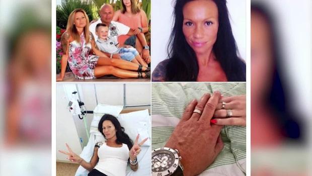 Brinkenstjärnas sorg efter fruns bortgång
