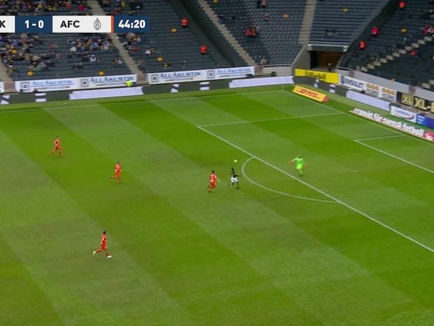 Höjdpunkter: AIK-AFC Eskilstuna
