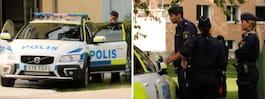 Misstänkt grovt brott i Järfälla – stor polisinsats