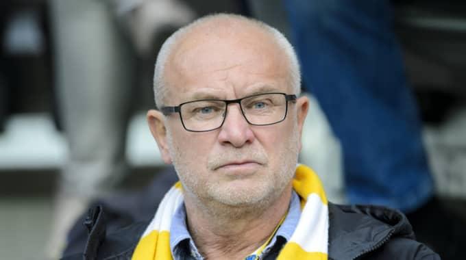 Falkenbergs sportchef Håkan Nilsson. Foto: Carl Sandin