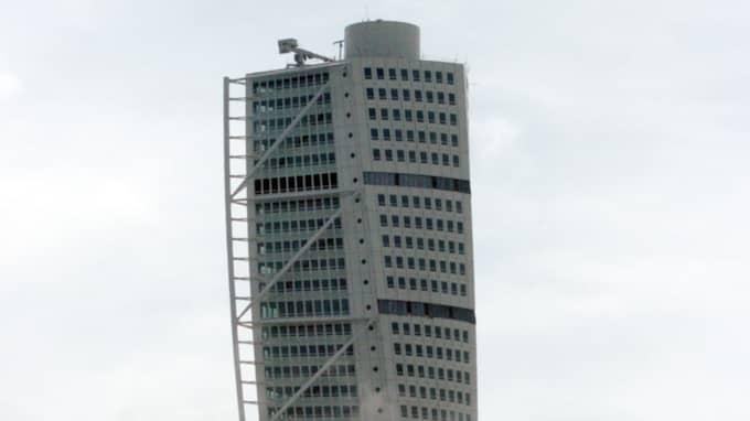 Turning torso i Malmö. Foto: Lasse Svensson