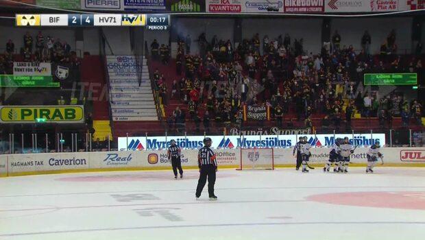 Höjdpunkter: Brynäs-HV71