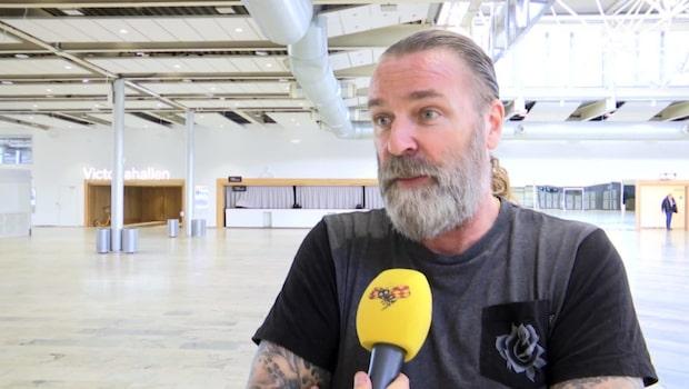 """Patrik Sjöberg släpper bok: """"Många kommer känna igen sig"""""""