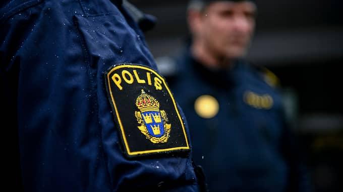 Polisen ser på händelsen som en olycka. Foto: ALEX LJUNGDAHL / ALEX LJUNGDAHL EXPRESSEN
