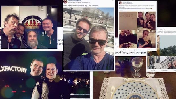 Vännerna som alltid vinner på Eurovision