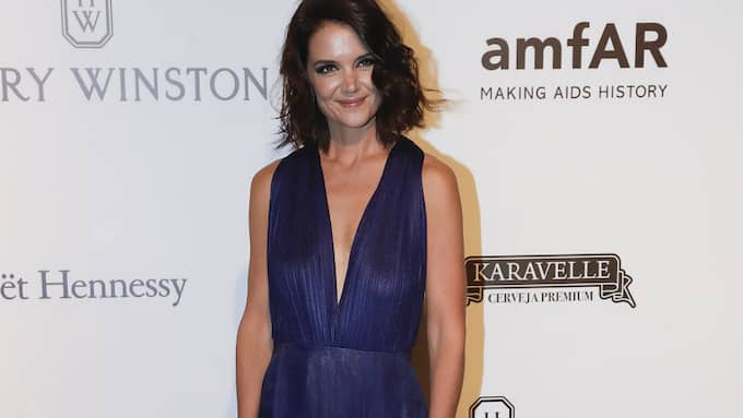 Katie Holmes. Foto: ANDRE PENNER/AP
