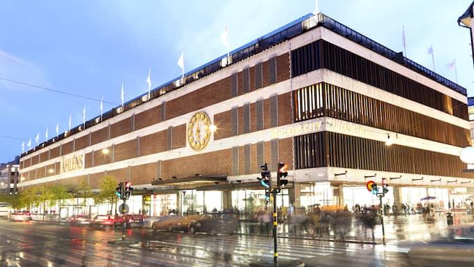 Åhléns erbjöd sina kunder 20 procent på allt – då möttes företaget av hård kritik. Foto: Åhléns/Jörgen Hildebrandt