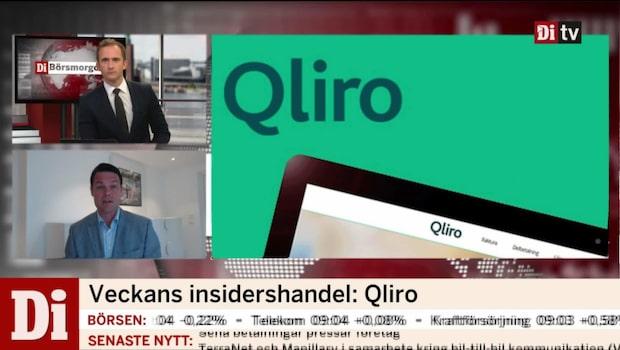 Veckans insiderhandel: Qliro och TagMaster