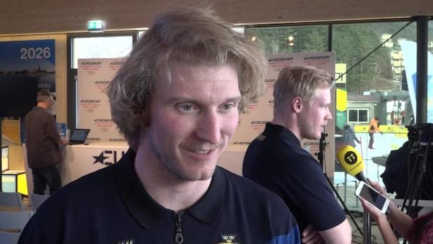 """Andersson: """"Skadan påverkar ingenting"""""""