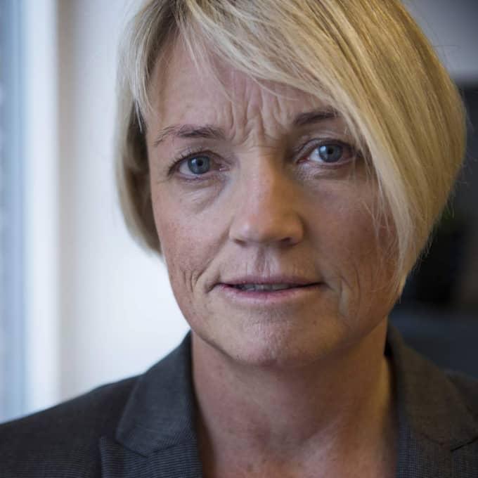 """VD för VitaeLab Siv-Katrin Ramskjell säger att de känner till de norska biverkningsrapporterna: """"Vi för en dialog med Mattilsynet för att säkerställa att alla sådana händelser noggrant granskas."""" Foto: Robin Aron"""