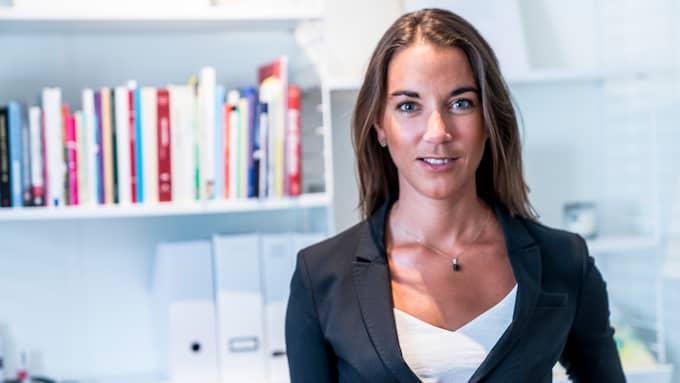 Johanna Kull på Fondbolagens förening tipsar om att göra upp en budget för att se över utgifter och sparande. Foto: PRESSBILD / PHOTO KARL GABOR