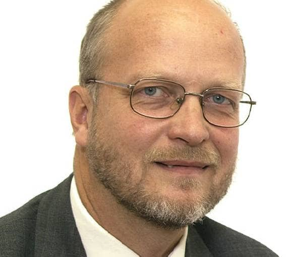 Sven-Erik Österberg, (s) är bäst i riksdagen på att åka taxi. Foto: Riksdagen
