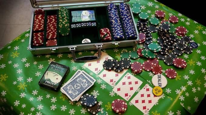 2005 blev pokersetet årets julklapp. Foto: Anna Hållams