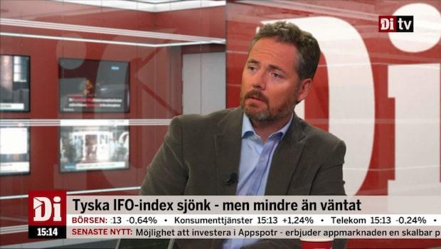 Magnusson: Handelskriget har inte bitit ännu
