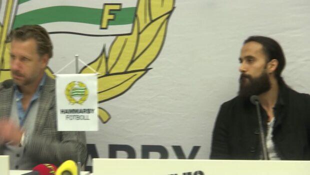 """Zengin tillbaka i Hammarby: """"Tack för att jag är här"""""""