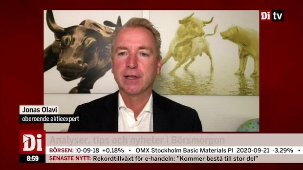 Olavi om SBB: Bara följa med och njuta av resan