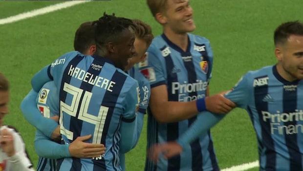 Highlights: Djurgården–Örebro