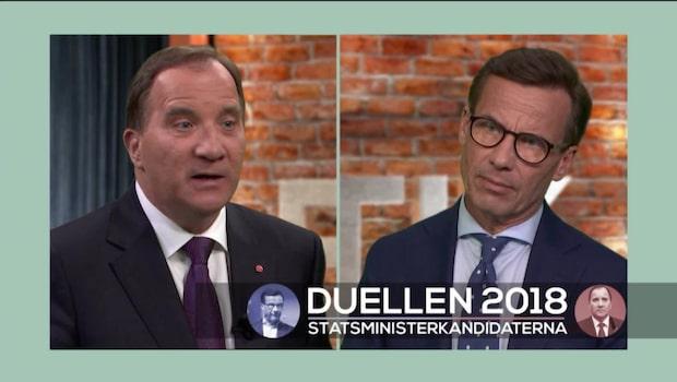 Bara Politik: Duellen - Se hela programmet
