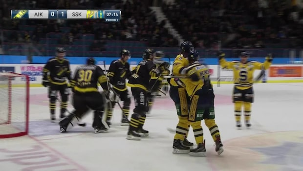 Highlights: AIK-Södertälje