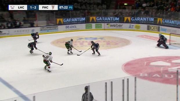 Höjdpunkter: Linköping-Frölunda