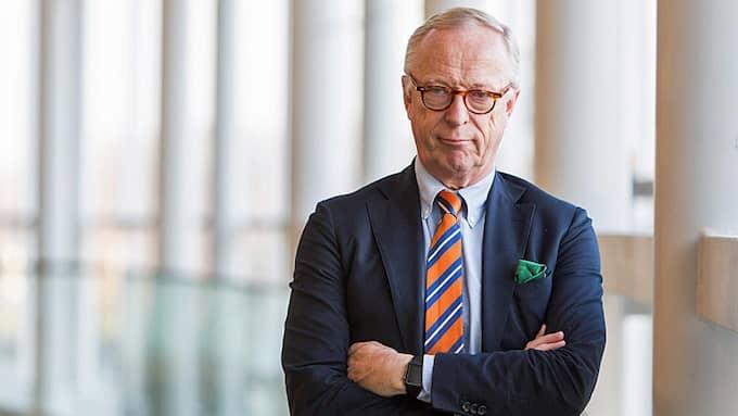 Gunnar Hökmark (M). Foto: PRESSBILD
