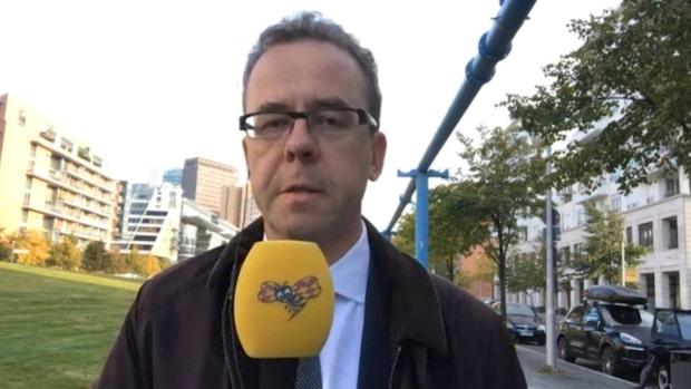 """Mats Larsson om Irans missiluppvisning: """"Markering mot USA"""""""