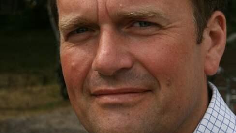 M-förslaget imponerar inte, menar Anders Cnattingius, L, gruppledare. Foto: PRESSBILD