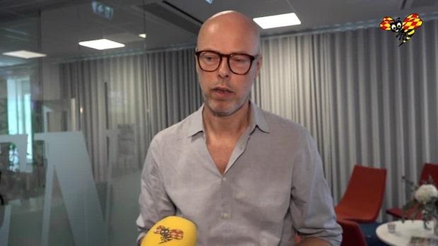 "Anders Nunstedt: ""Känslosamt med hitkänsla"""