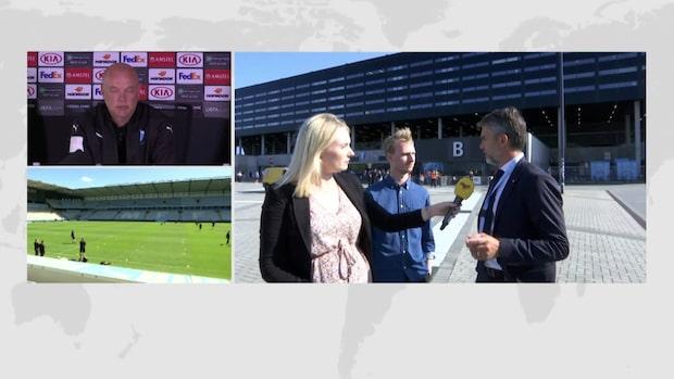"""Niclas Carlnén om biljettförsäljningen: """"Ska vara ganska nöjda"""""""