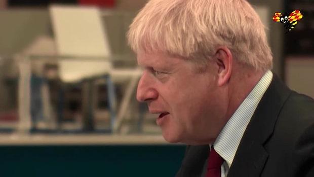Boris Johnsons kamp mot klockan - nytt bakslag på måndagen