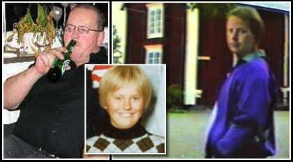 """Dolde sin mörka sida. Anders Eklund hade enligt familjen två sidor, men för dem visade han bara den ljusa. """"Han har alltid varit snäll mot oss och alla sina kompisar,"""" säger hans svägerska Janet Eklund. Foto: Privat & Polisen"""