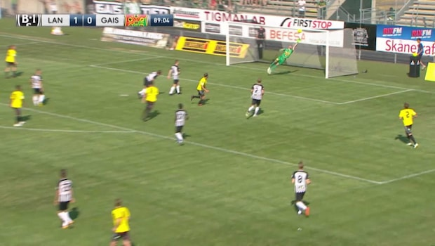Highlights: Landskorna-GAIS