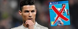 Fifa dumpar Ronaldo efter anklagelserna