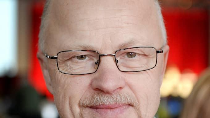Vänsterpartiets Stig Henriksson. Foto: JESSICA GOW / TT / TT NYHETSBYRÅN