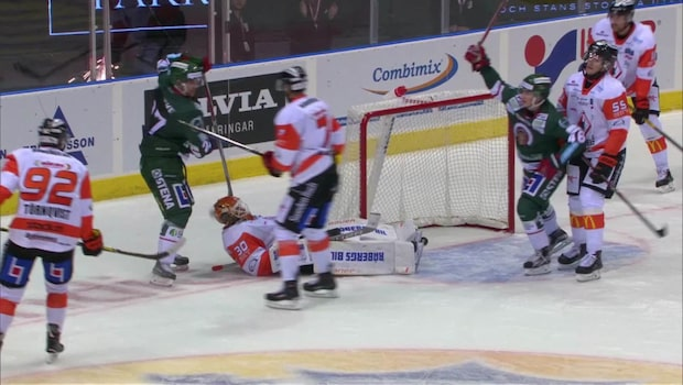 Frölunda-Karlskrona 3-0 - highlights