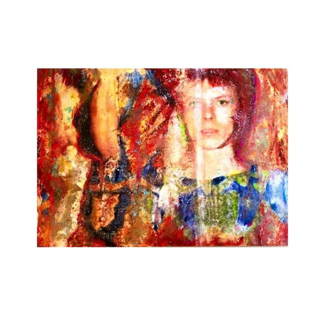 """<span>Originalet """"Starman"""" av konstnären Maria Larkman. Klicka på plusset i bilden för att handla hos LEVA&BO.</span>"""