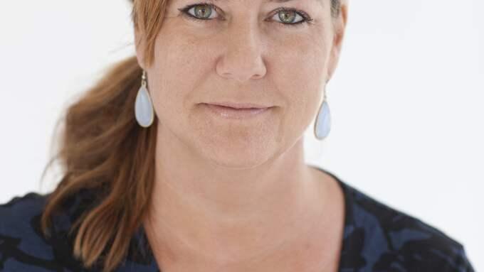 Anna Carlstedt, samordnare mot våldsbejakande extremism, var tidigare ordförande för Röda korset. Foto: MAGNUS BERGSTRÖM/ RÖDA KORSET
