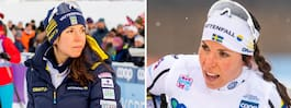 Charlotte Kalla sjuk – ställer in tävlingar