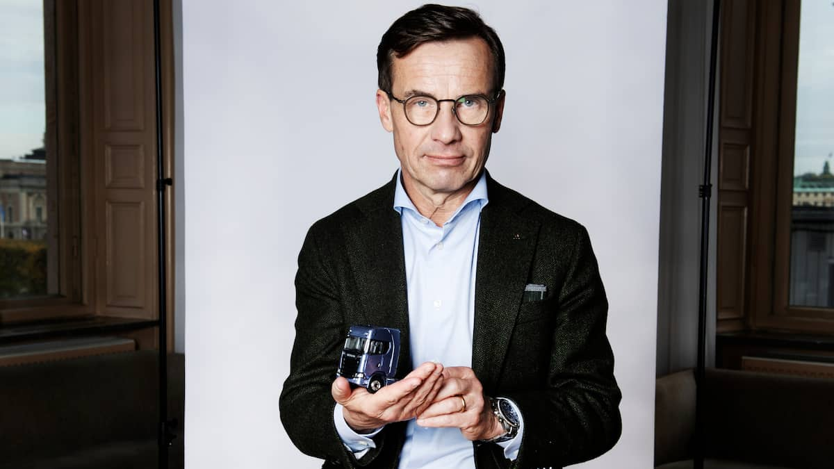 Ulf Kristersson ställs till svars om klimatet: Jag är rädd för alarmisterna