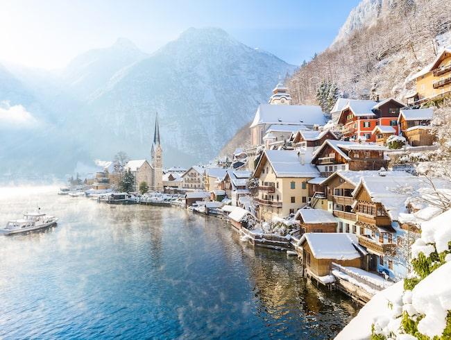 1997 utsågs byn till ett världsarv av FN-organet Unesco.
