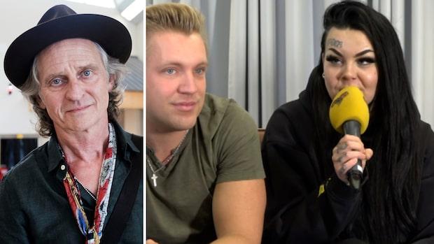 "Idol-Astrids sågning: ""Orup slaktar låten"""
