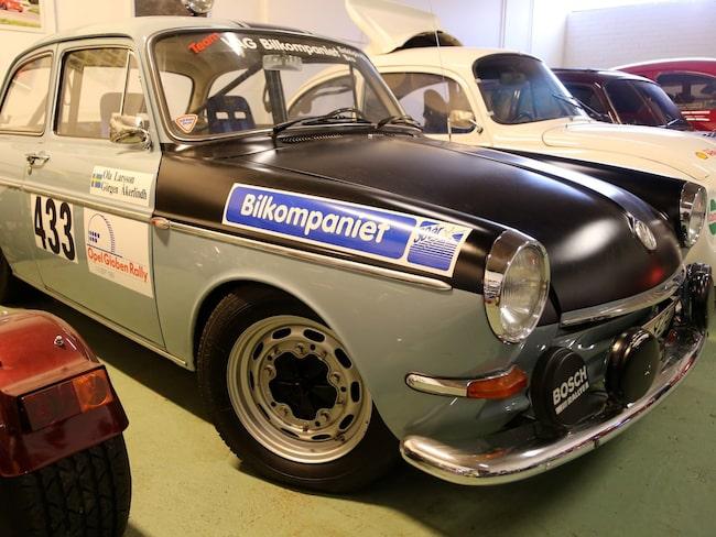 1500S Rallybil från 1965.