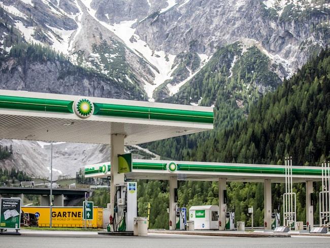 Även Österrike har fördelaktiga priser på bensin och diesel, jämfört med Sverige.
